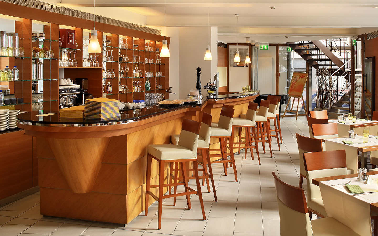 Hotel De France - Restaurant No.3 - Bar