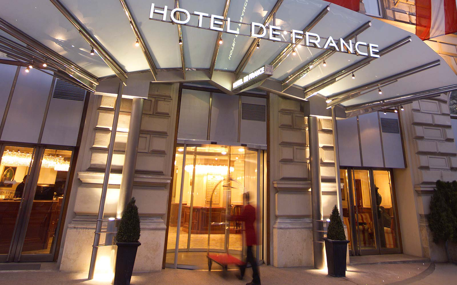 Jobs hotel de france wien gerstner imperial hotels for Hotel original france