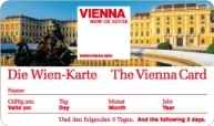 Austria Hotels International, Wien, Wien-Karte 72 Stunden